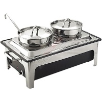 E-Chafing dish na polievky 2x4 l